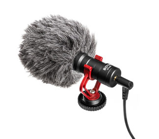 BOYA BY-MM1 UNIVERSAL CARDOID MICROPHONE