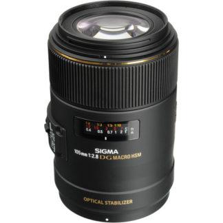 SIGMA AF105MM/F2.8 MACRO EX DG OS HSM F/NIKON