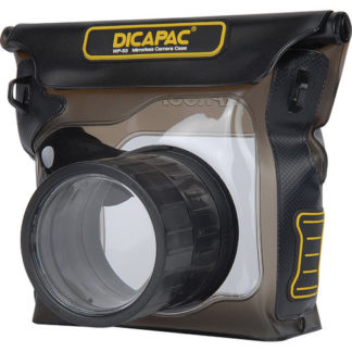 DiCAPac Waterproof Case S3 for Mirrorless Camera