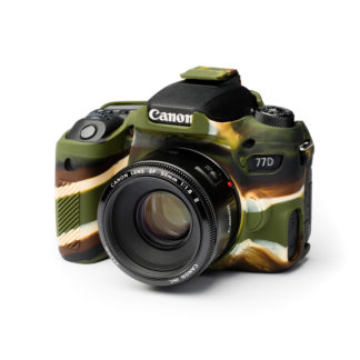 Canon 77D camouflage
