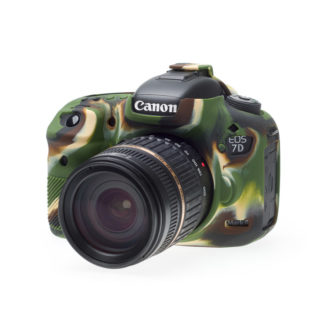 Canon 7D mark II black camouflage