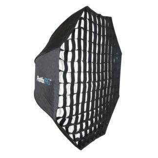 Phottix Easy Up HD Umbrella Extra Large Octa Softbox with Grid (120cm47'')