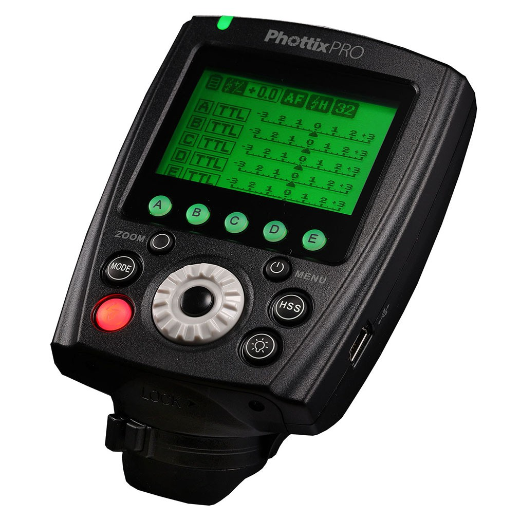 Phottix Odin II TTL Flash Trigger Transmitter for sony