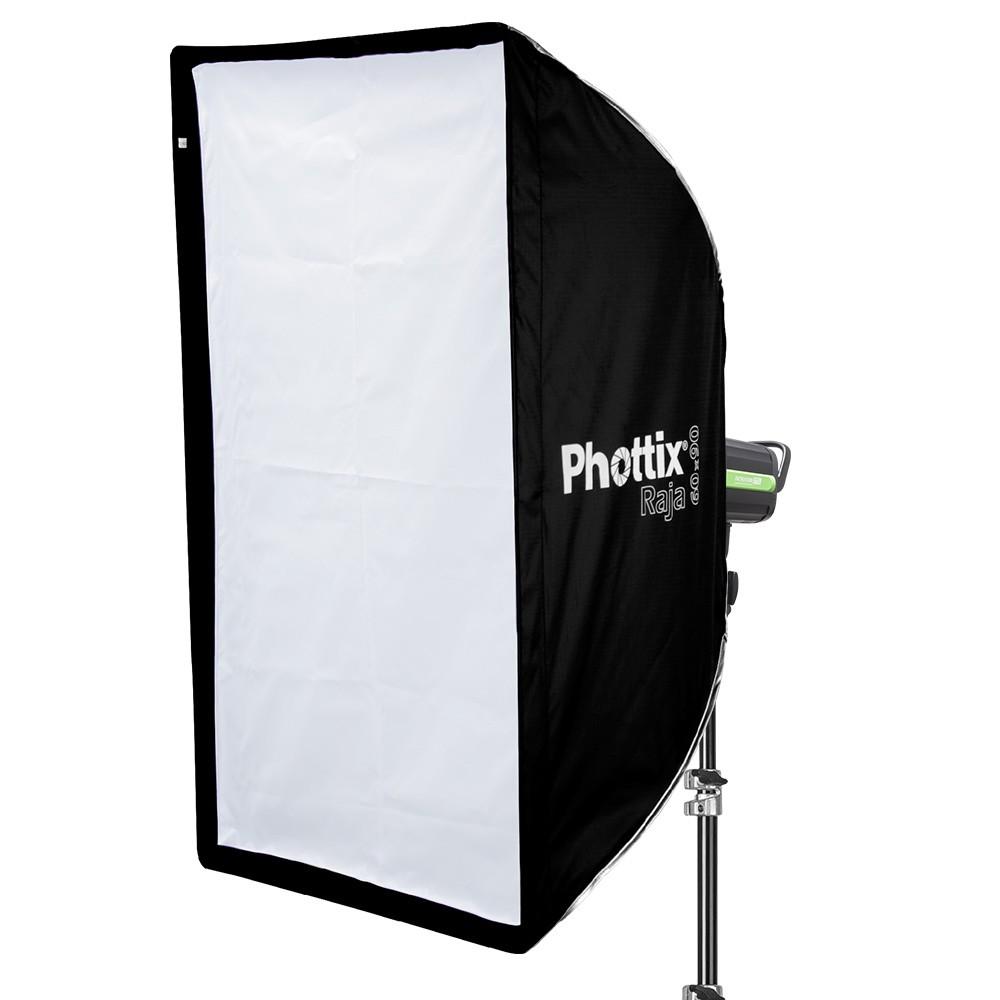 Phottix Raja quick folding softbox-60x90cm1