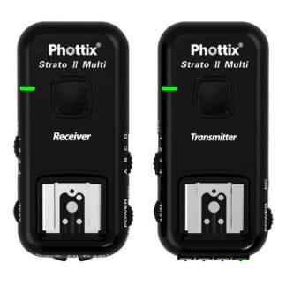 Phottix Strato II Multi 5-in-1 Trigger Set