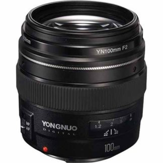 YongNuo 100MM F2 lens for Canon YN100mm F2.0 C