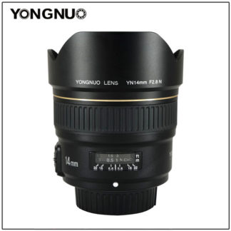 YongNuo 14MM F2.8 lens for Nikon YN14MM F2.8N