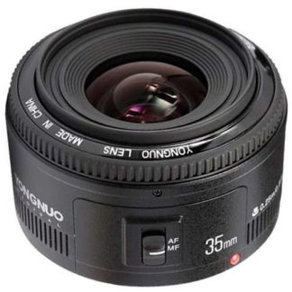 YongNuo 35MM F2 lens for Canon YN-35MM F2
