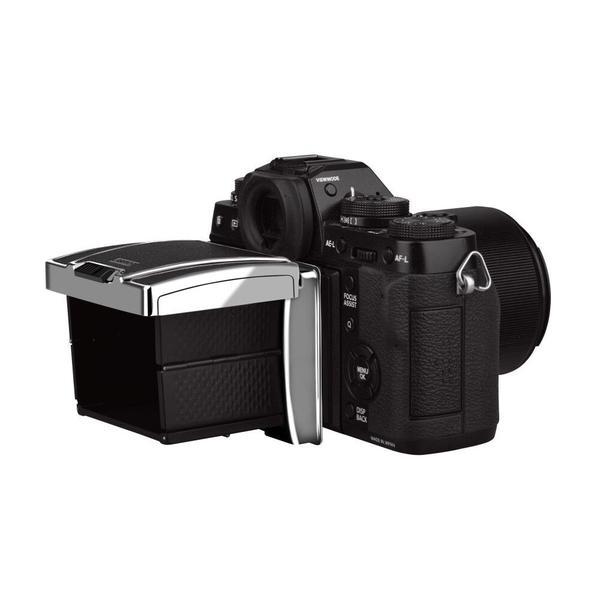 GGS-N1S BLACK LCD OCULAR D5/D850/D810