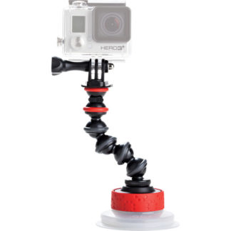 Remove term: JOBY SUCTION CUP & GORILLAPOD ARM BLK/RED JOBY SUCTION CUP & GORILLAPOD ARM BLK/RED
