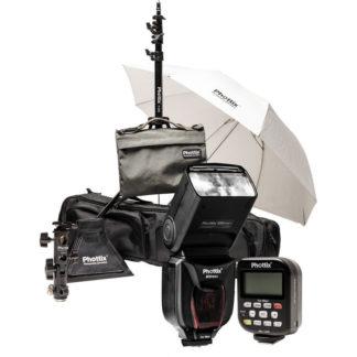 Phottix Mitros+ and Odin Scott Kelby Kit for Nikon