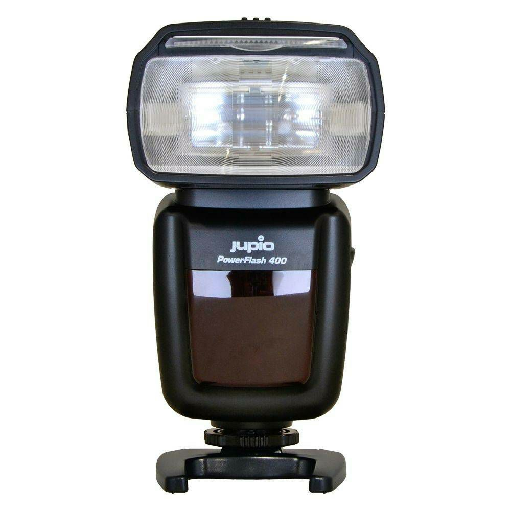 JUPIO POWERFLASH 400 F/CAN/NIK/SONY/OLY/PTX/FUJI