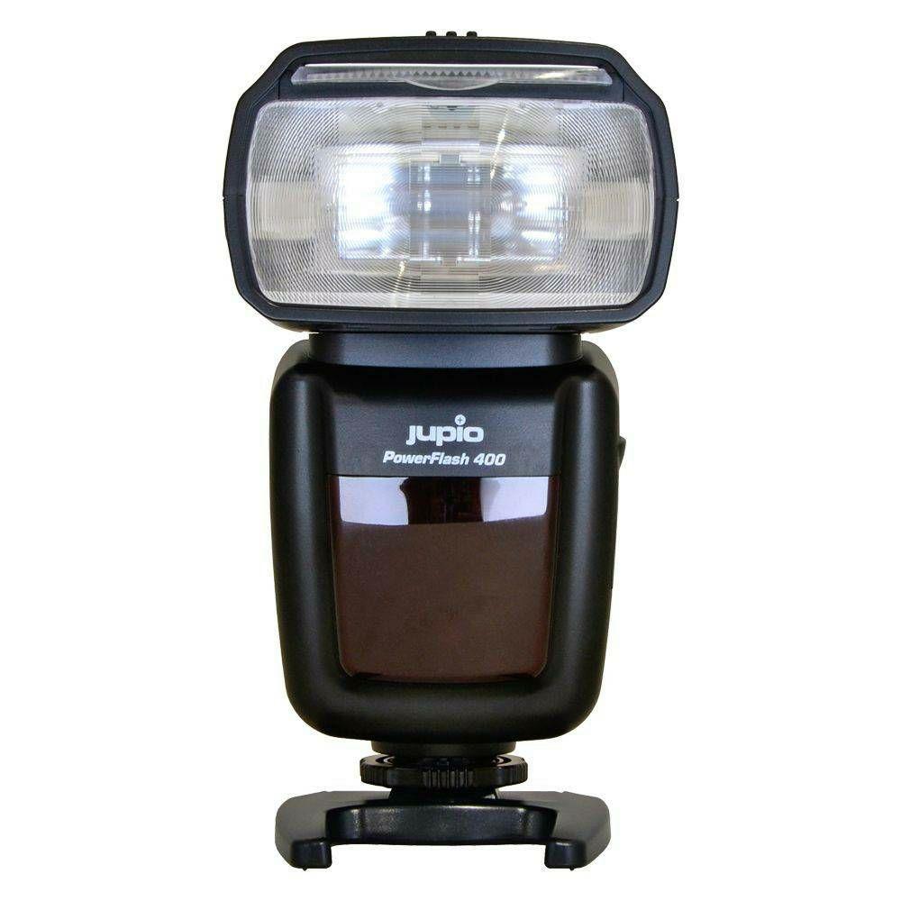 JUPIO POWERFLASH 400 F/CAN/NIK/SONY/OLY/PTX/FUJI