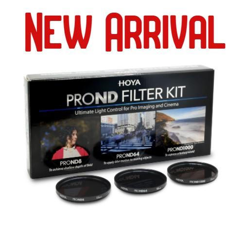 Hoya pro ND  filter kit