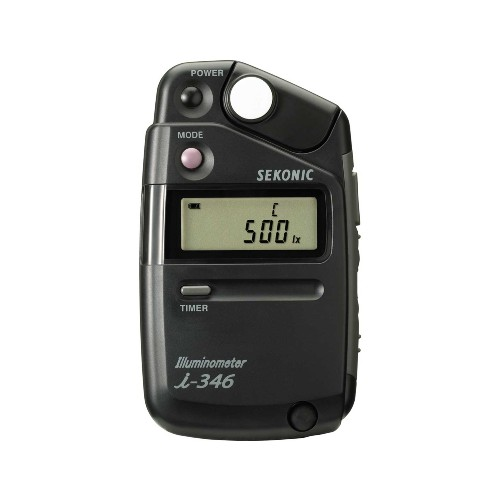 sekonic i-346 illuminometer .
