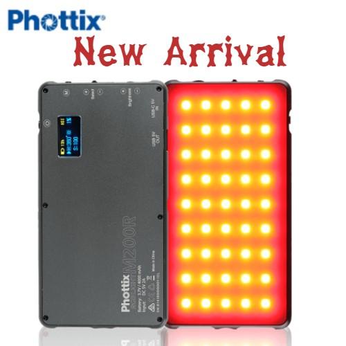 PHOTTIX LED M200R