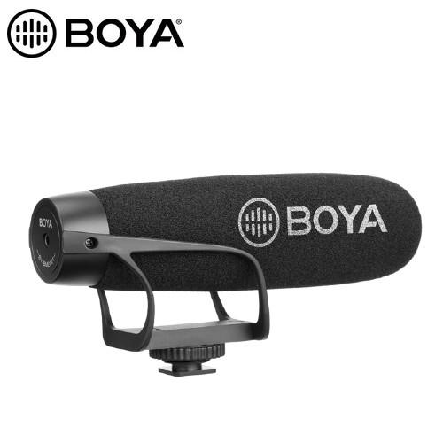 _BY-BM2021 shotgun condenser microphone