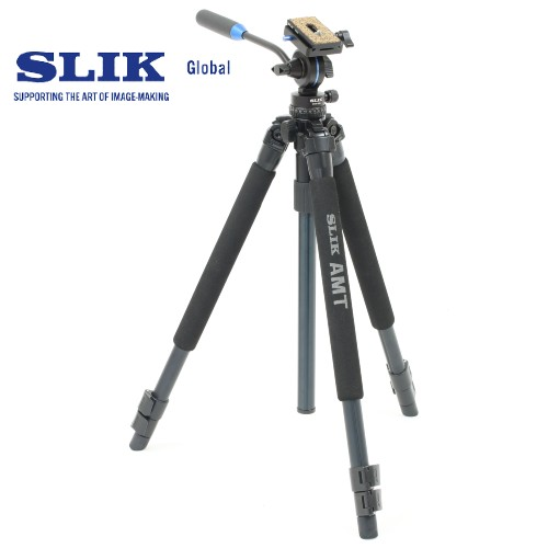 Slik PRO 330SVH Tripod System with SVH-500 Video Head
