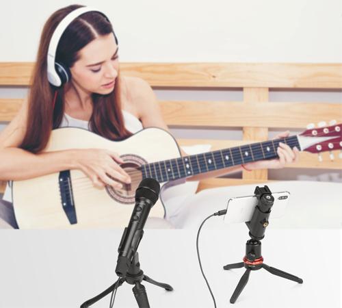 BY-HM2 Digital Handheld Microphone