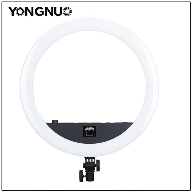 YONGNUO LED YN-300 IV LIGHT+A/C ADAPTER