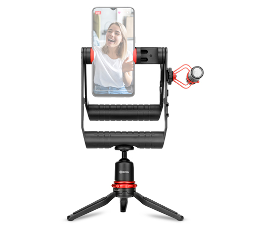 BOYA BY-VG380 SMARTPHONE VIDEO KIT