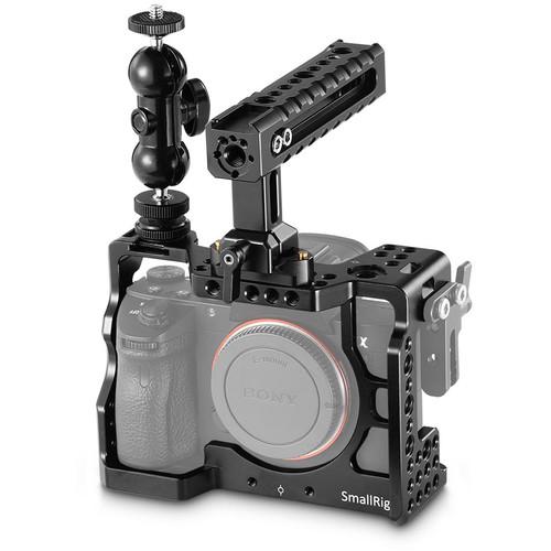 SmallRig Camera Cage Kit for Sony A7RIII/A7III 2103