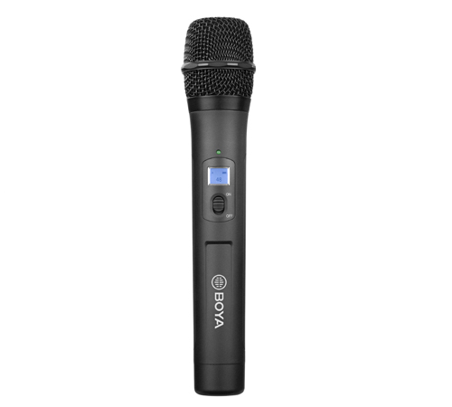 BY-WHM8 Pro Wireless Handheld Microphone