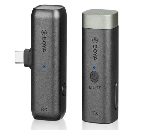BY-WM3U 2.4GHz Wireless Microphone