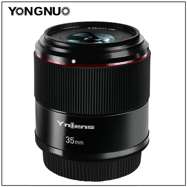 Yongnuo YN35mm F2R DSM FOR CANON RF MOUNT