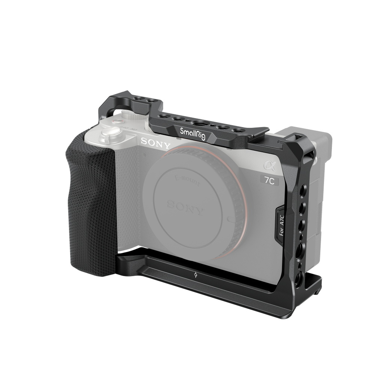 SmallRig Cage with Side Handle for Sony A7C Camera 3212