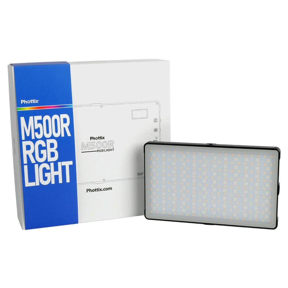 Phottix M500R PANEL LED RGB Light
